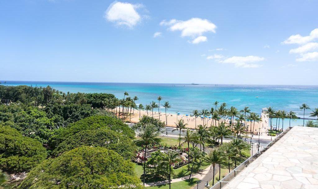 Castle Waikiki Grand Hotel Honolulu Book 2 Star Accommodation In Waikiki